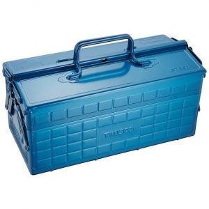 最佳工具箱选择:Trusco 2-Level悬臂工具箱