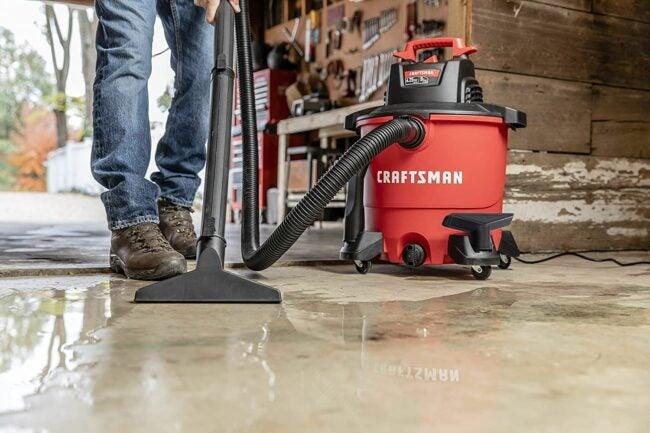 The Best Wet/Dry Vacuum Option