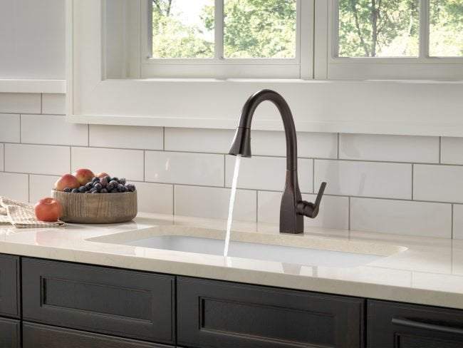 Select New Faucets that Look and Perform Better