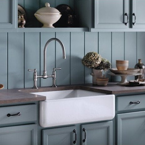 Create Character with Vintage-Inspired Faucets and Fixtures