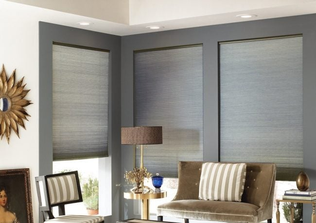 Soundproofing Windows with Double Cell Blinds