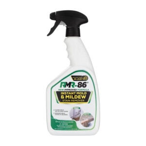 The Best Bathroom Cleaner Option: RMR-86 Instant Mold and Mildew Stain Remover Spray