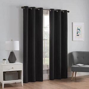 The Best Blackout Curtain Option: ECLIPSE Blackout Curtain for Bedrooms