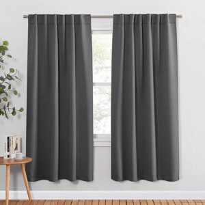The Best Blackout Curtain Option: PONY DANCE Blackout Curtains