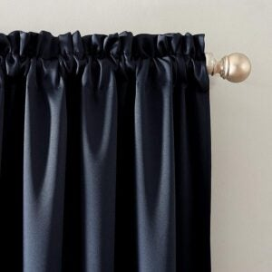 The Best Blackout Curtain Option: Sun Zero Oslo Theater Grade Blackout Curtain