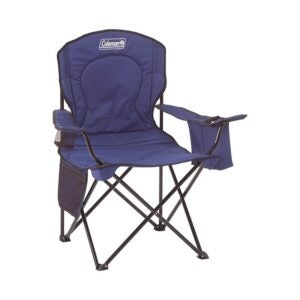 The Best Camping Chair Option: Coleman Portable Camping Quad Chair