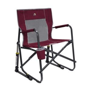 The Best Camping Chair Option: GCI Outdoor Freestyle Portable Folding Rocking Chair