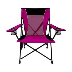 The Best Camping Chair Option: Kijaro Dual Lock Portable Camping and Sports Chair