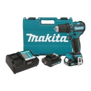 The Best Cordless Drill Option: Makita 12V Cordless Drill Kit