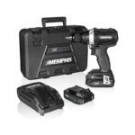 The Best Cordless Drill Option: Memphis Tools 20V Cordless Drill