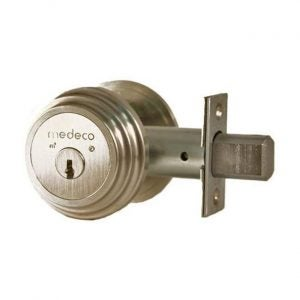 最佳门锁选择:美迪科11TR50319单缸门栓