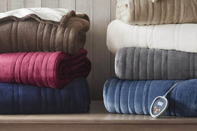 The Best Electric Blanket Options