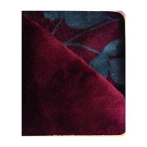 The Best Electric Blanket Option: Sunbeam Microplush Throw Camelot Cuddler Blanket