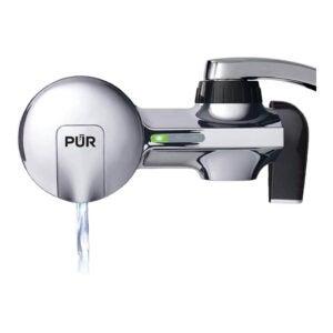 最好的水龙头水过滤选择:PUR PFM400H水龙头水过滤系统