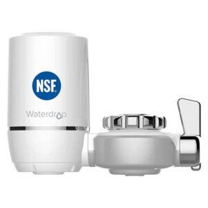 最好的水龙头滤水器选项:Waterdrop NSF认证水龙头过滤