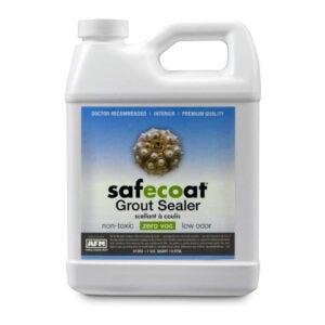 The Best Grout Sealer Option: SafeCoat Grout Sealer