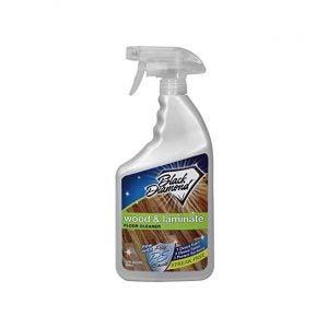 最好的硬木清洁剂选项:黑钻石石制品木质和层压板橱柜清洁剂
