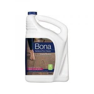 最佳硬木清洁剂选择:博纳硬木地板清洁剂