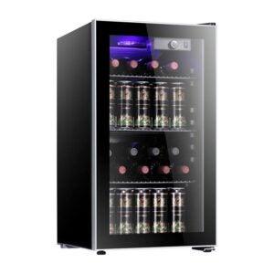 最佳迷你冰箱选择:南极星葡萄酒冷饮冰箱