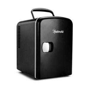 最佳迷你冰箱选择:AstroAI迷你冰箱6罐热电冷却器