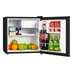 The Best Mini Fridge Options: Midea WHS-65LB1 Compact Refrigerator and Freezer