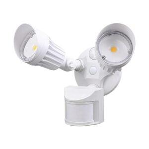 The Best Outdoor Motion Sensor Light Option: LEONLITE LED Motion Sensor Flood Lights