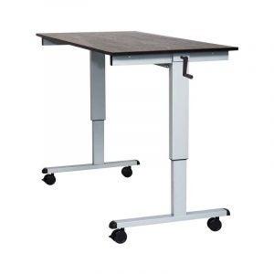 最佳站立式办公桌选择:卢克索可调站立式办公桌