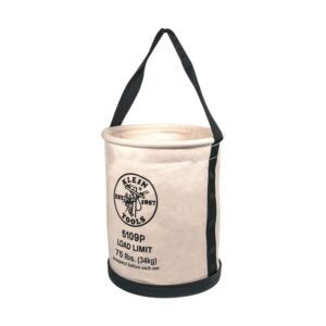 The Best Tool Box Option: Klein Tools 5109P Wide Straight Wall Bucket