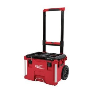 The Best Tool Box Option: Milwaukee Electric Tool Packout, 22 Rolling Tool Box