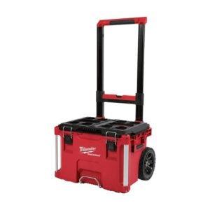 最佳工具箱选择:密尔沃基电动工具箱,22滚动工具箱