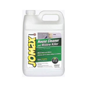 The Best Vinyl Siding Cleaner Option: Jomax Outdoor Mildew Remover House Siding Cleaner