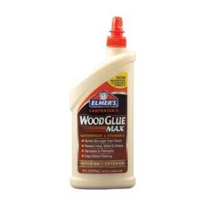 The Best Wood Glue Option: Elmer's E7310 Carpenter's Wood Glue Max