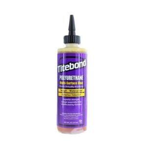 The Best Wood Glue Option: Franklin 2303 Titebond Polyurethane Glue