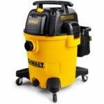 The Best Wet/Dry Vacuum Option: DeWALT 12 Gallon Poly Wet/Dry Vac