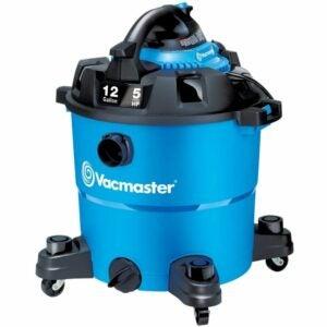 The Best Wet/Dry Vacuum Option: Vacmaster VBV1210 12-Gallon 5 HP Wet/Dry Shop Vacuum