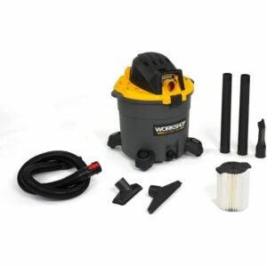 The Best Wet/Dry Vacuum Option: WORKSHOP High Capacity Wet Dry Vacuum Cleaner
