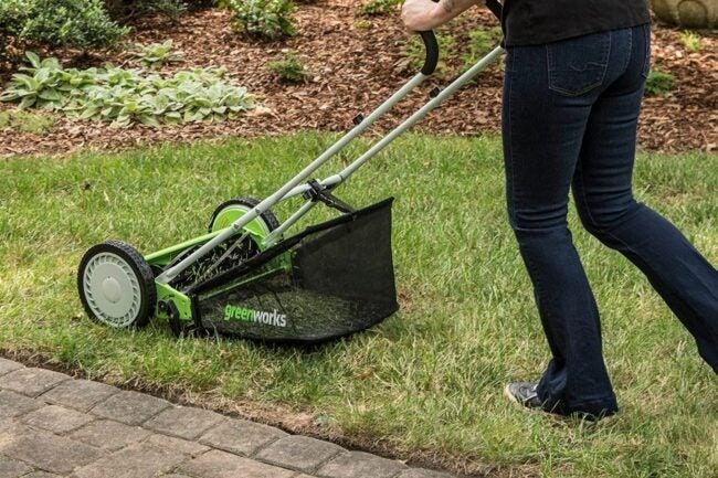 The Best Reel Mower Option