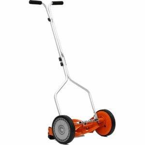 The Best Reel Mower Option: American Lawn Mower Company 14-Inch 4-Blade Mower