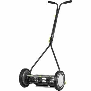 The Best Reel Mower Option: Earthwise 16-Inch 7-Blade Push Reel Lawn Mower