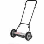 The Best Reel Mower Option: Great States 18-Inch 5-Blade Push Reel Lawn Mower