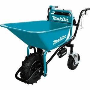 The Best Sheelbarrow Option: Makita XUC01X1 Cordless Power-Assisted Wheelbarrow