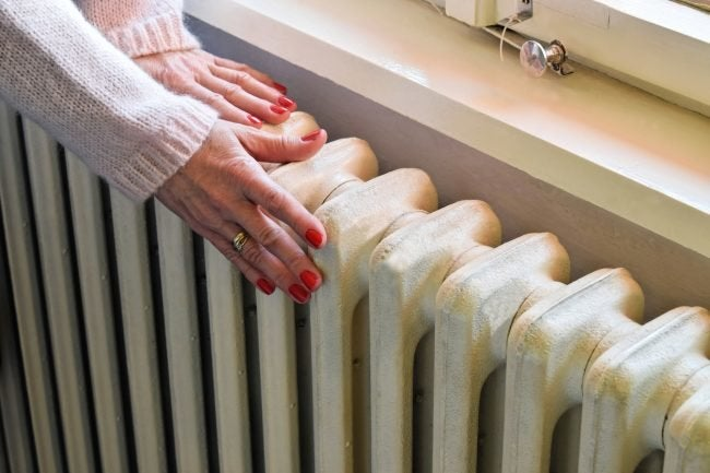 Increase Humidity by Turning Down the Heat or Using a Radiator