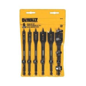 The Best Drill Bit Option: DEWALT Drill Bit Set