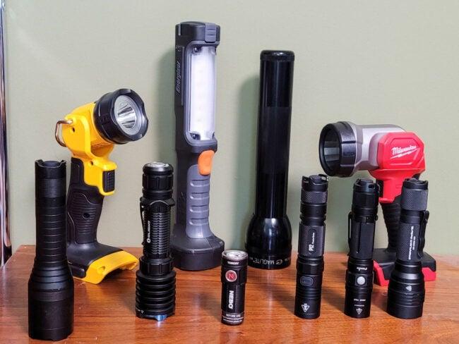 The Best Flashlight Options