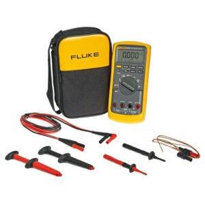 The Best Multimeter Option: Fluke 87V E2 Industrial Electrician Combo Kit