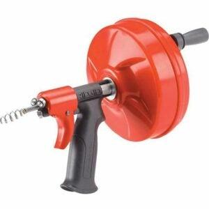 The Best Drain Snake Option: Ridgid GIDDS-813340 41408 Power Spin Drain Cleaner