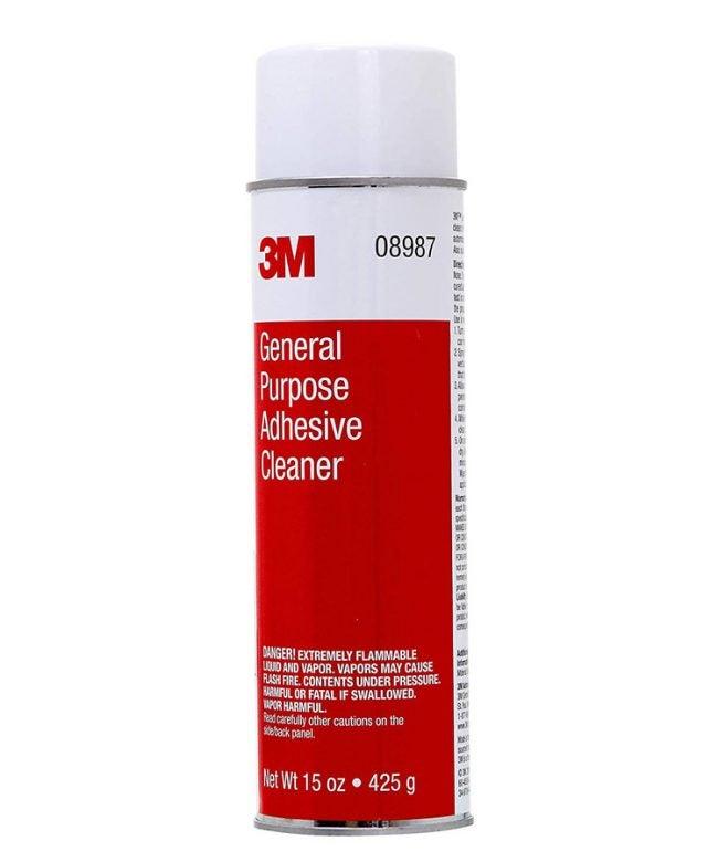 最佳粘合剂去除剂:3M通用粘合剂去除剂