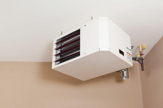 The Best Garage Heater Option
