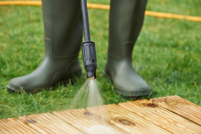 The Best Pressure Washer Option