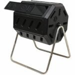 The Best Compost Bins Option: FCMP Outdoor IM4000 Tumbling Composter